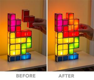 Lampada Tetris2