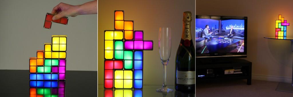 Lampada Tetris3