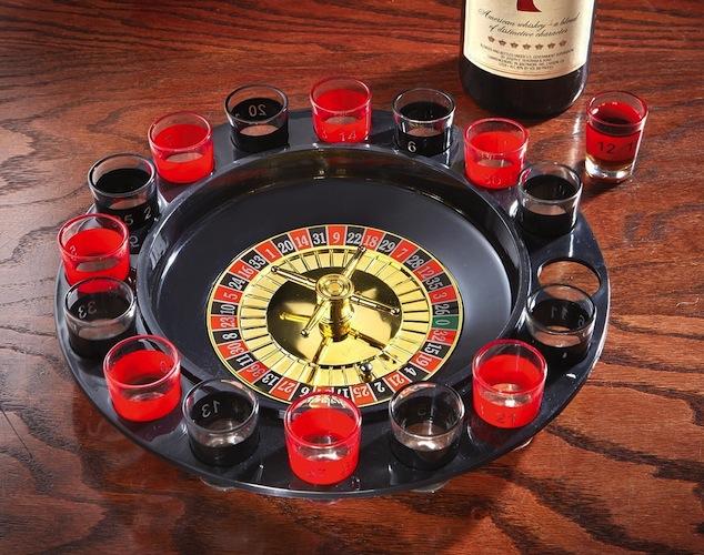 Shottini Roulette