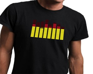 T-shirt Equalizer